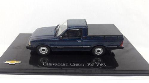 Miniatura Gm Chevy 500 1983-esc.1/43-salvat-10069