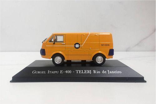 Miniatura Gurgel Itaipu Telerj-veículos Serviço-1/4310078