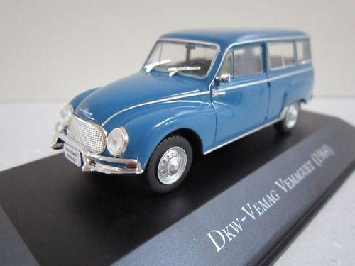 Miniatura Dkw-vemag Vemaguet 1964-1/43-deagostini- 9586