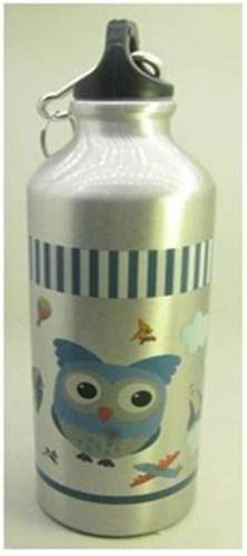 Squeeze De Alumínio Coruja 500ml - 7989