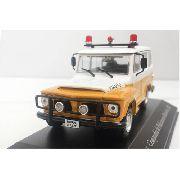 Miniatura Rural Policia Rs-veículos De Serviço-1/43- 10077
