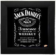 Quadro Decorativo Com Azulejo Jack Daniels - 5121