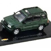 Miniatura Chevrolet Tracker-escala 1/43-salvat- 10367
