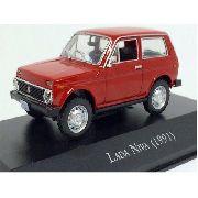 Miniatura Lada Niva 1991-1/43-deagostini- 9358