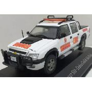 Miniatura S10 Defesa Civil-veículos Serviço-1/43 10530