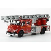Miniatura Caminhão Mercedes L1519 Bombeiro-1/43- 10565