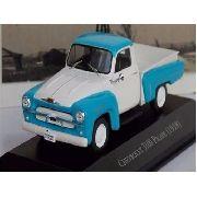 Miniatura Gm 3100 Brasil 1958-1/43-deagostini-blister 9542