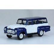 Miniatura Gm Amazona 1962-esc.1/43-salvat-10063