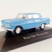 Miniatura Aero Willys 1966-esc1/43-deagostini- 9656