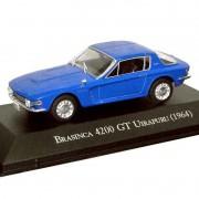 Miniatura Brasinca 4200 GT Uirapuru - escala1/43 - Deagostini - 9473