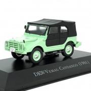 Miniatura Dkw Vemag Candango 1961- deagostini - escala 1/43 - 9672