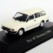 Miniatura Fiat 147 Panorama 1980-esc.1/43-deagostini- 9570