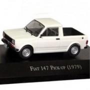 Miniatura Fiat 147 pick-up - escala 1/43 - Deagostini - 9659