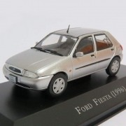 Miniatura Ford Fiesta 1996 - Deagostini- Escala 1/43 - 9650