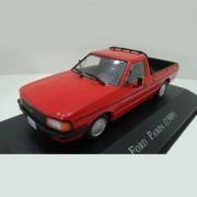 Miniatura Ford Pampa 1989 - Deagostini - Escala 1/43 - 9651