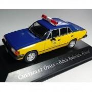 Miniatura GM Opala 1988 Policia Rodoviária Federal PRF - VEJA DESCRIÇÃO - escala 1/43 - 10089_2