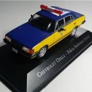 Miniatura GM Opala 1988 Policia Rodoviária Federal PRF - VEJA DESCRIÇÃO - escala 1/43 - 10089_3