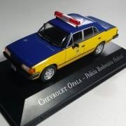 Miniatura GM Opala 1988 Policia Rodoviária Federal PRF - VEJA DESCRIÇÃO - escala 1/43 - 10089_5