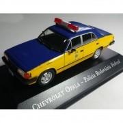 Miniatura GM Opala 1988 Policia Rodoviária Federal PRF - VEJA DESCRIÇÃO - escala 1/43 - 10089_6