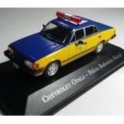 Miniatura GM Opala 1988 Policia Rodoviária Federal PRF - VEJA DESCRIÇÃO - escala 1/43 - 10089_7