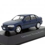 Miniatura GM Vectra II 1997 - Deagostini - escala 1/43 - 10649