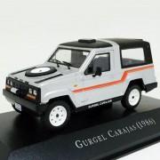 Miniatura Gurgel Carajás 1986-1/43-deagostini- 10525