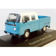 Miniatura Kombi Cd Cabine Dupla 1981-1/43-deagostini- 9638