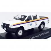 Miniatura Mitsubishi L200 Defesa Civil RJ -1/43 - 10533