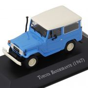 Miniatura Toyota Bandeirante 1967 - 1/43 - deagostini - 9572