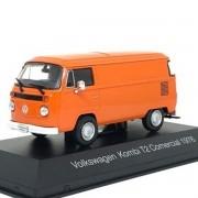 Miniatura VW Kombi T2 Comercial 1976 - Deagostini - escala 1/43 - 10714