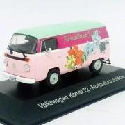 Miniatura VW Kombi T2 Floricultura Juliana - veículo de Serviço - escala 1/43 - 10716