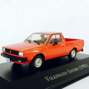 Miniatura VW Saveiro 1982 - Deagostini - escala 1/43 - 9634