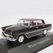 Miniatura Willys Itamaraty 1967 - escala 1/43 - Deagostini - 9588