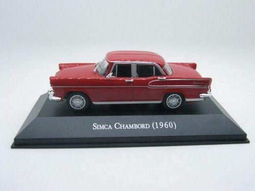 Miniatura Simca Chambord 1960-1/43-deagostini-9592