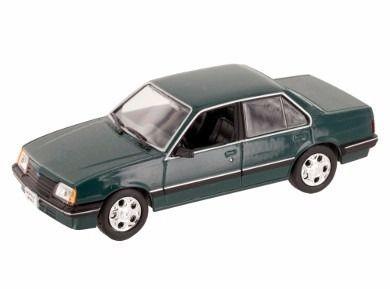 Miniatura Gm Monza 1988 4 Portas-esc1/43-deagostini- 9646