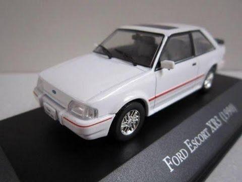 Miniatura Ford Escort Xr3 1990-esc1/43-deagostini-(9568