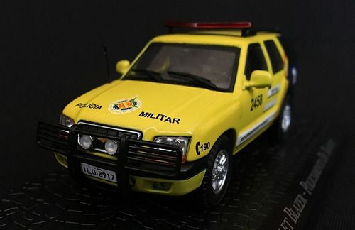 Miniatura Blazer Viatura De Trânsito-viaturas-1/43 10353