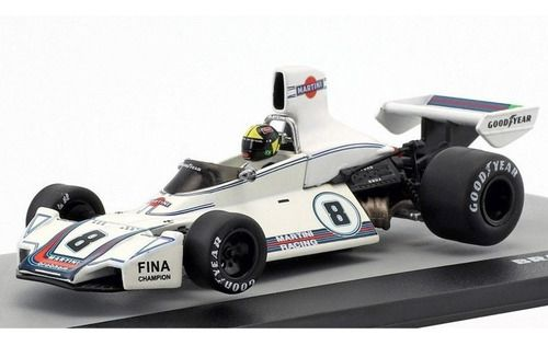 Miniatura Brabham Ford Bt44b J C Pace-esc1/43-novo - 10654