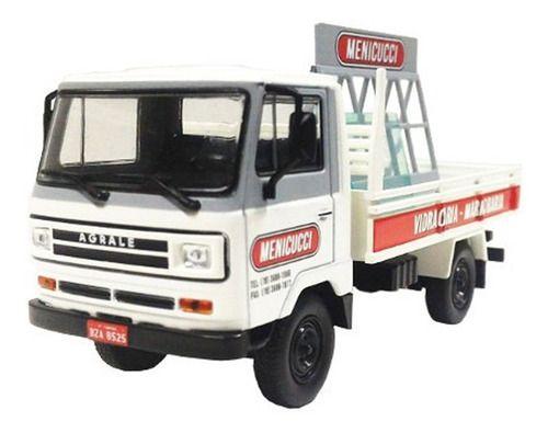 Miniatura Caminhão Agrale Tx 1100-deagostini-1/43- 10556