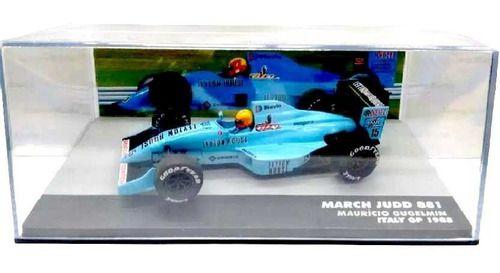 Miniatura F1 March Judd 881 Maurico Gugelmin-1/43-10059
