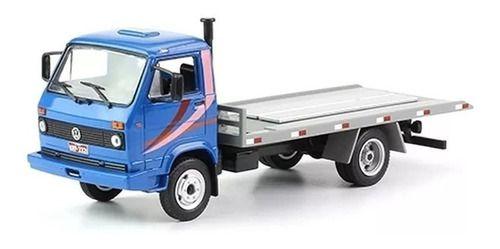 Miniatura Caminhão Volkswagen 6.80 Plataforma-1/43- 10562