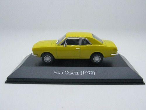 Miniatura Ford Corcel 1970-1/43-deagostini 9582