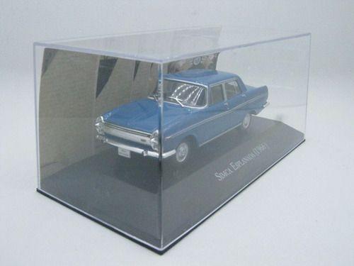 Miniatura Simca Esplanada 1966-1/43-deagostini- 9591