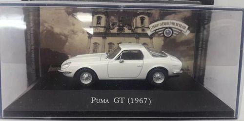 Miniatura Puma Gt 1967-deagostini-esc1/43 9662