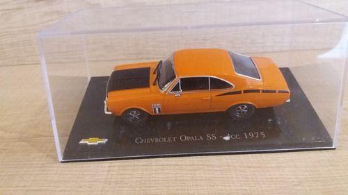 Miniatura Gm Opala Ss 4 Cil. 1975-esc.1/43-salvat-10061