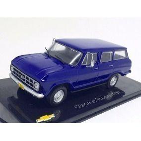 Miniatura Gm Veraneio 1987-esc.1/43-salvat-10065