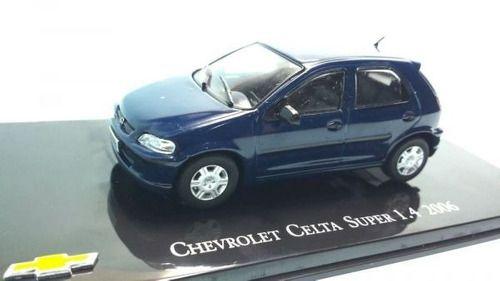 Miniatura Gm Celta Super 1.4 2006-esc.1/43-salvat-10071