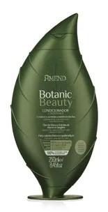 Condicionador Amend Botanic Beauty Óleo de Monói e Extratos de Alecrim e Gengibre - 250ml - 50048