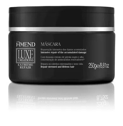 Máscara Luxe Creations Extreme Repair Amend - 250g - 50013