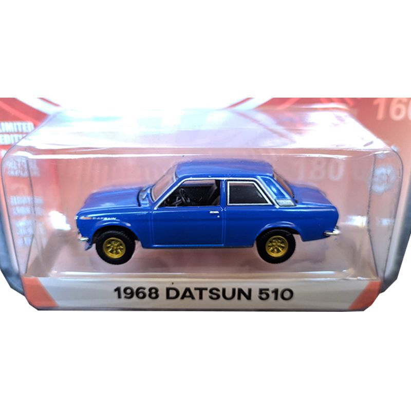 Miniatura 1968 Datsun 510 - Greenlight - 1/64 - 10423